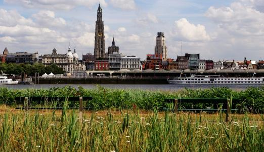 Antwerp view