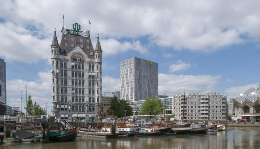 The 'White House' in the Old Harbour (Rotterdam)
