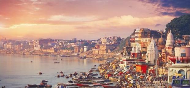 river Ganges, India