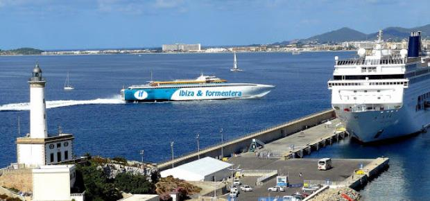Balearic port authority calls tender for passenger station at Ibiza port