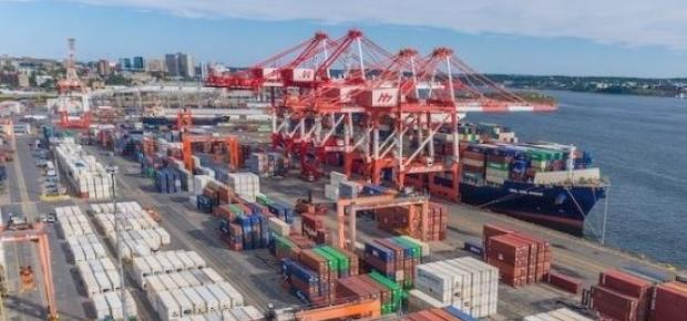 PSA acquires giant boxship-capable Halterm terminal in Canada