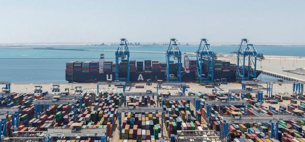 Attractive financial services for investors offered by Abu Dhabi Ports and its Chinese partners