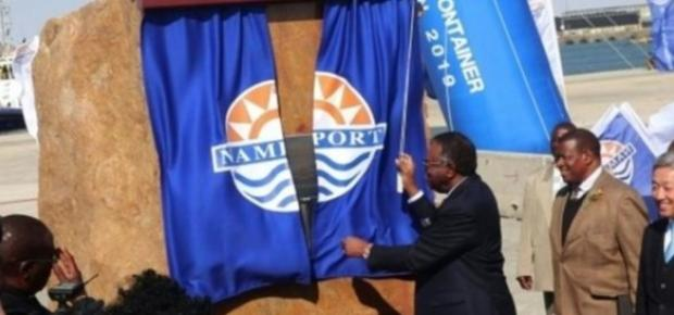 Chinese-built Walvis Bay container terminal in Namibia inaugurated