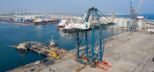 Mammoet completes final phase of terminal expansion in Veracruz, Mexico