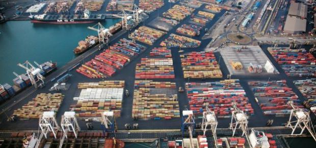Port of Durban stuck in the doldrums