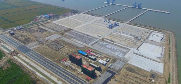 SIPG and Jiangsu to jointly develop Tongzhou Bay