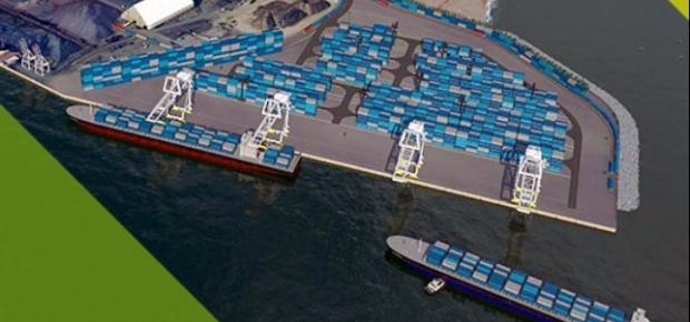 Port of Quebec Gains Support for New Container Terminal