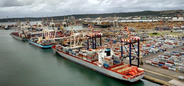 South Africa Unveils Expansion Plan for Port of Durban